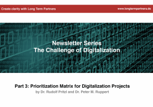 <p>Newsletter Digitalization Part 3</p>