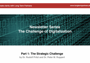 <p>Newsletter Digitalization Part 1</p>
